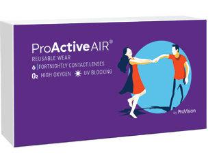 ProActive Air Contact Lenses