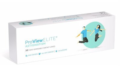 ProView Elite Astigmatism Contact Lenses