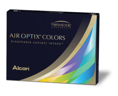 Air Optix Colours Prescription