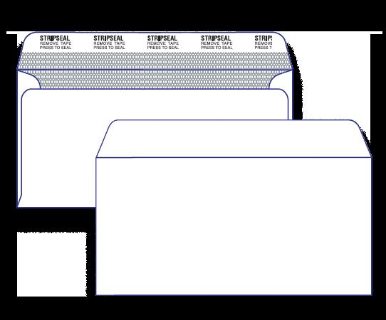 17590 - DLX Plain Face Secretive  Peel n Seal