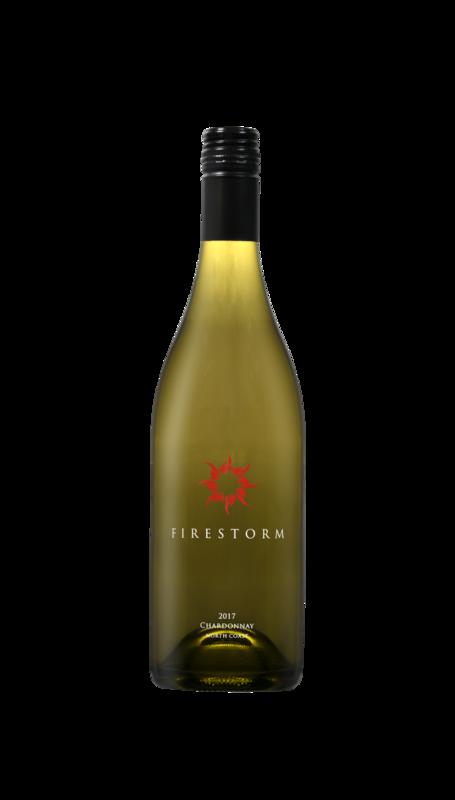 2018 Firestorm Chardonnay