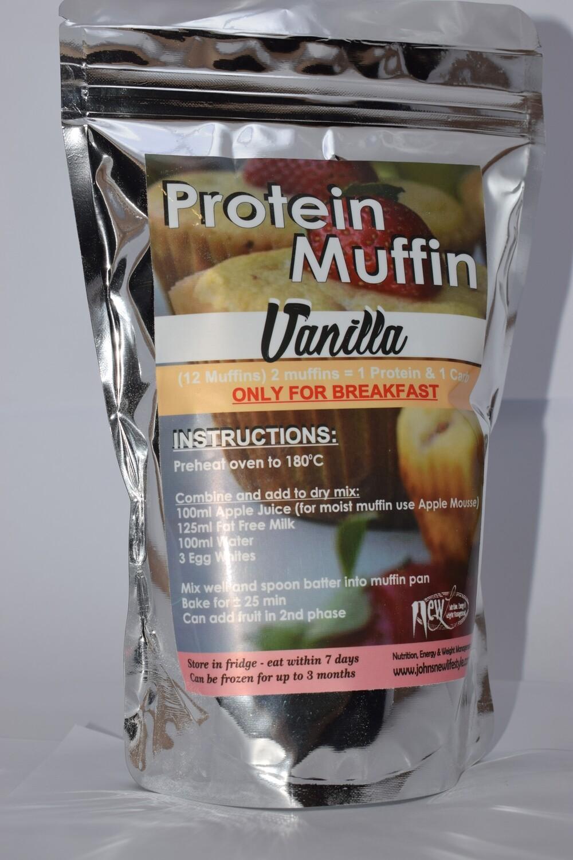 Vanilla Dry Muffin Mix