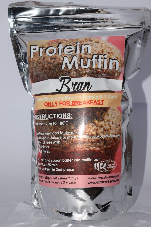 Bran Dry Muffin Mix