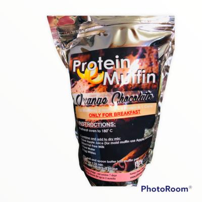 Dry Muffin Mix - Choc Orange
