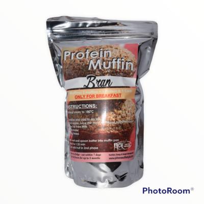 Dry Muffin Mix - Bran