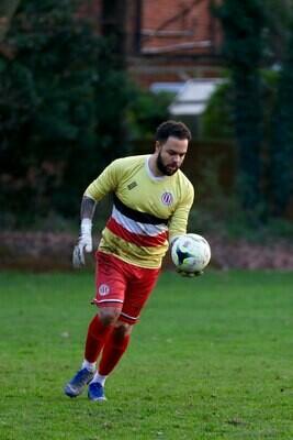 Clapton CFC -YELLOW goalkeeper shirt