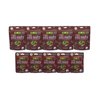 La Vida Loca Raw Chocolate Bundle - 460g