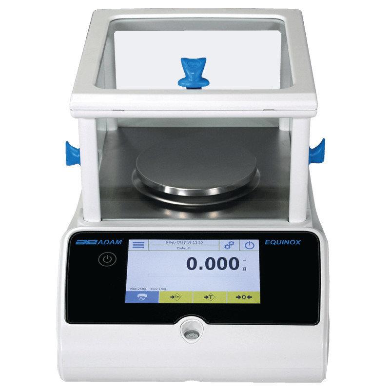 Adam Equipment® EPB 723i Equinox™ Milligram Balance  (720g. x 1.0mg.)