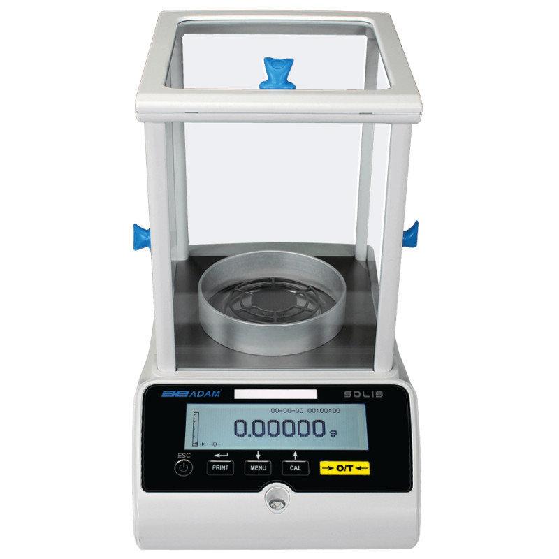 Adam Equipment® SAB 514i Solis™ Analytical Balance  (510g. x 0.1mg.)