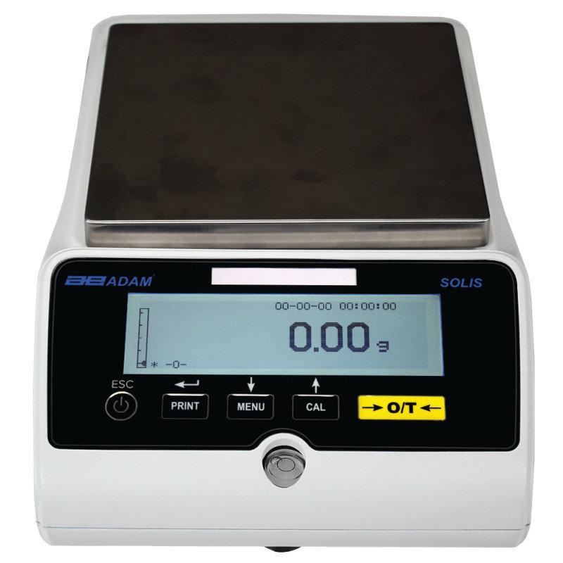Adam Equipment® STB 8202e Solis™ Balance  (8200g. x 0.01g.)