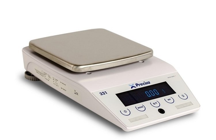 Intelligent Weighing® LS 6200C SCS Balance   (6200g. x 0.01g.)