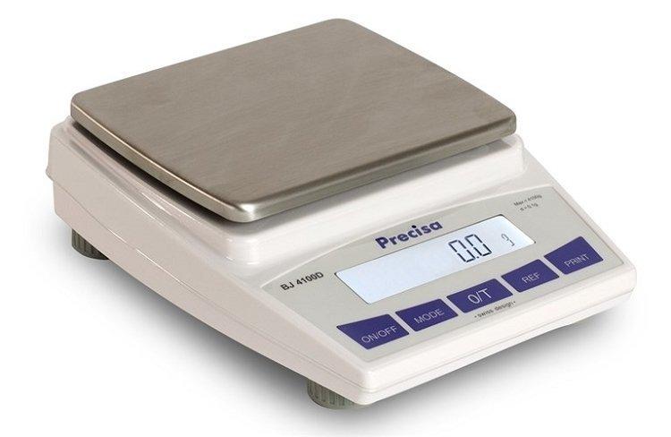 Intelligent Weighing® Precisa BJ 6100D Balance   (6100g. x 0.1g.)