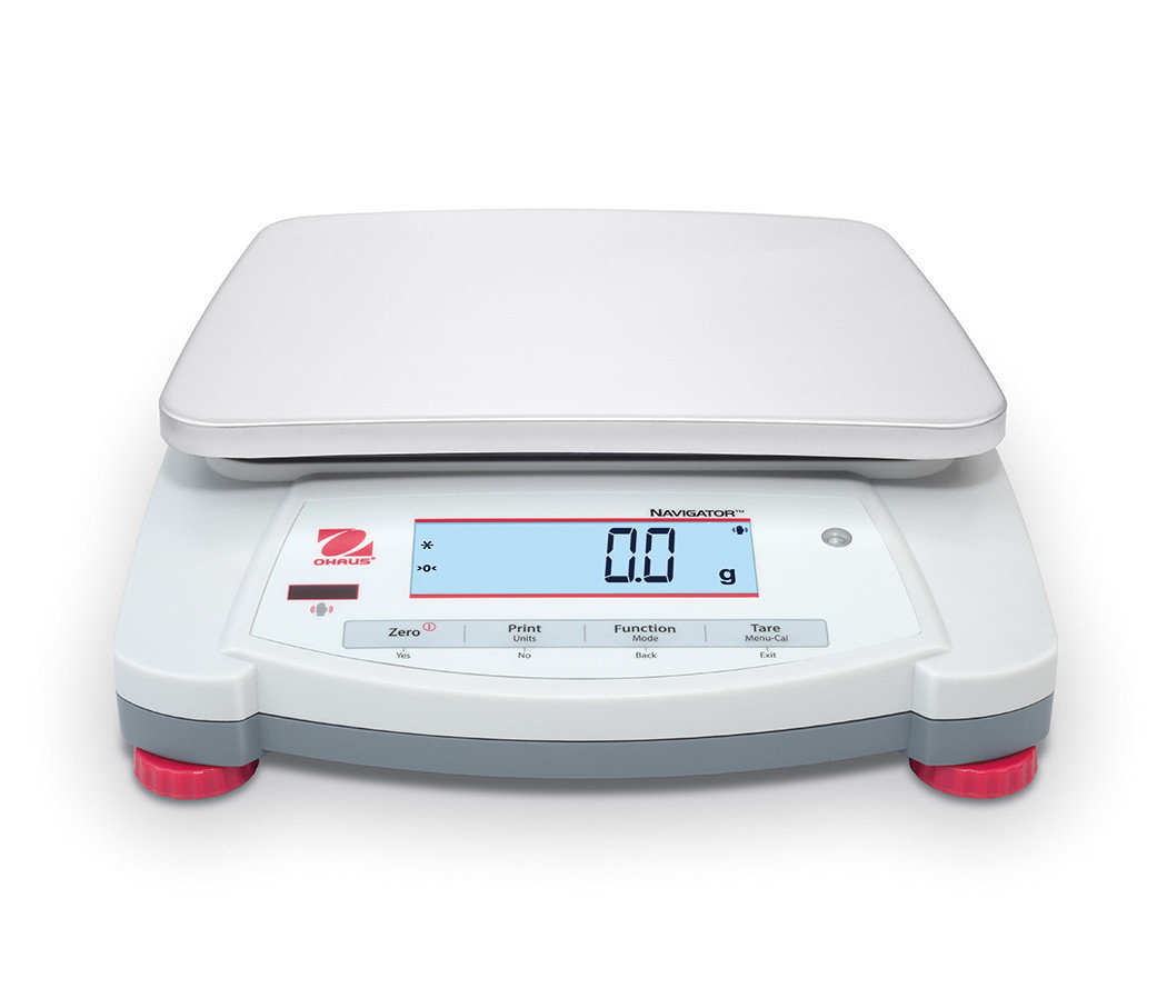 Ohaus® NVT6200 Navigator™ Balance (6200g. x 1.0g.)