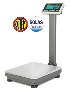 Intelligent Weighing® UFM-B150 'NTEP Approved' Bench Scale   (300 lb. x 0.1 lb.)