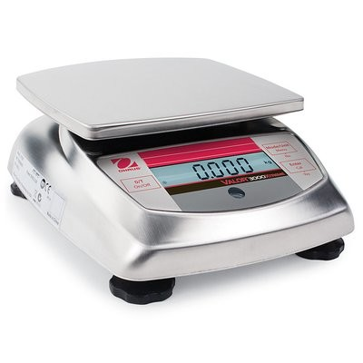 Ohaus® V31XH4 Valor™ 3000 Food Scale     (4000g. x 0.1g.)