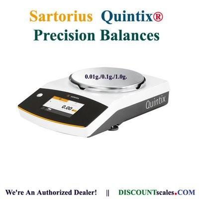 Sartorius® QUINTIX2101-1S Balance (2100g. x 0.1g.)