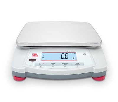 Ohaus® NVT12000 Navigator™ Balance (12,000g. x 1.0g.)