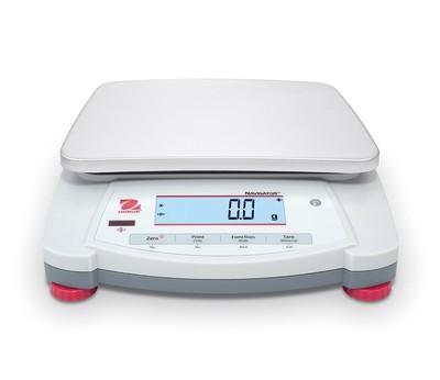 Ohaus® NVT4201 Navigator™ Balance (4200g. x 0.1g.)