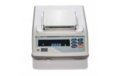 A&D Weighing® GF-200N NTEP Milligram Balance (210g. x 1.0mg.)