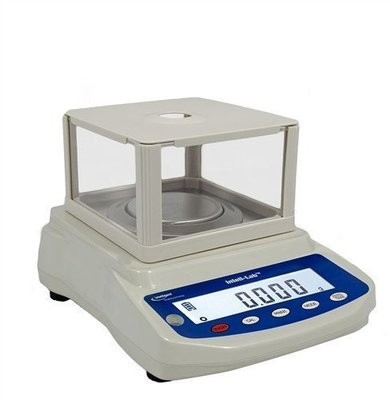 Intelligent Weighing® PMW-320 Milligram Balance   (320g. x 1.0mg.)
