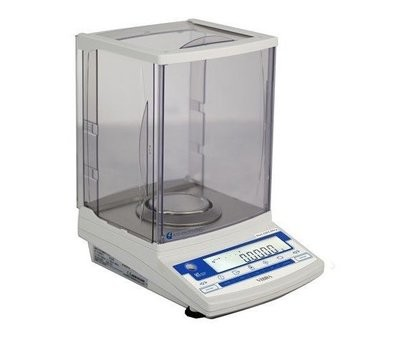 Intelligent Weighing® HT-124 Vibra Analytical Balance   (120g. x 0.1mg.)