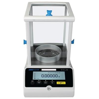 Adam Equipment® SAB 124i Solis™ Analytical Balance  (120g. x 0.1mg.)