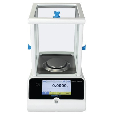 Adam Equipment® EAB 124e Equinox™ Analytical Balance  (120g. x 0.1mg.)