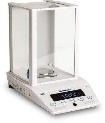 Intelligent Weighing® LS-120A SCS Analytical Balance   (120g. x 0.1mg.)