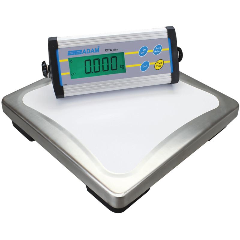 Adam Equipment® CPWplus 6 Bench Scale  (13.0 lb. x 0.005 lb.)
