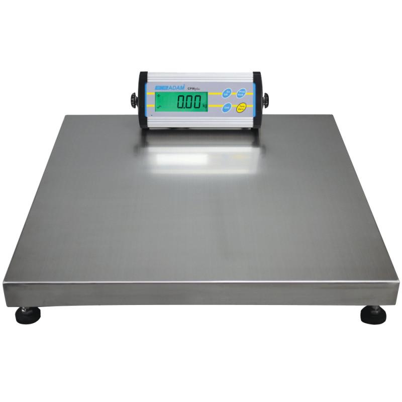 Adam Equipment® CPWplus 75M Bench Scale  (165.0 lb. x 0.05 lb.)