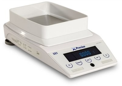 Intelligent Weighing® LS 320 M SCS Milligram Balance   (320g. x 1.0mg.)