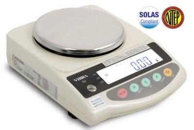 Intelligent Weighing® SJ-620-NT NTEP Balance  (620g. x 0.01g.)