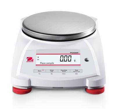 Ohaus® PX3202/E Pioneer™ Balance     (3200g. x 0.01g.)