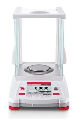 Ohaus® AX124/E Analytical Adventurer™ Balance   (120g. x 0.1mg.)