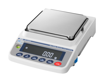 A&D Weighing® GX-2002A Apollo™ Balance  (2200g. x 0.01g.)