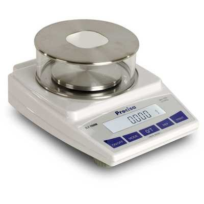 Intelligent Weighing® Precisa BJ-100M Milligram Balance  (102g. x 1.0mg.)