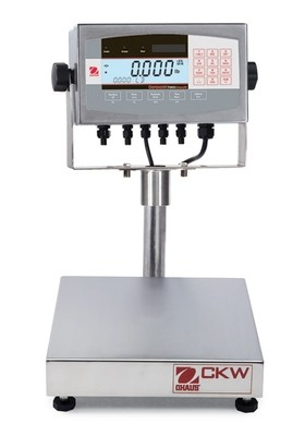 Ohaus® CKW3R71XW Checkweighing Scale  (6 lb. x 0.001 lb.)