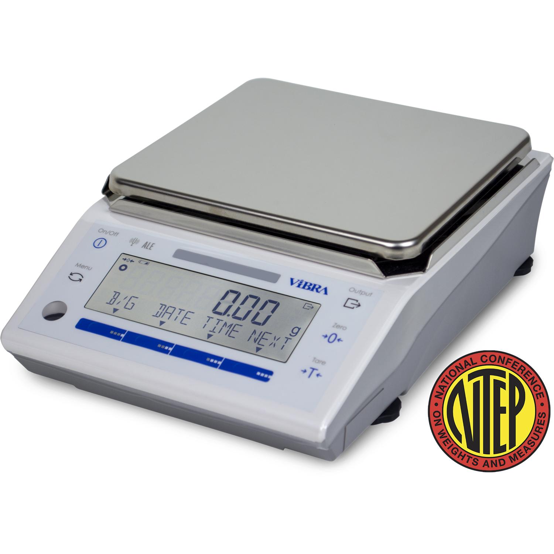 Intelligent Weighing® ALE-6202 NTEP Balance  (6200g. x 0.01g.)
