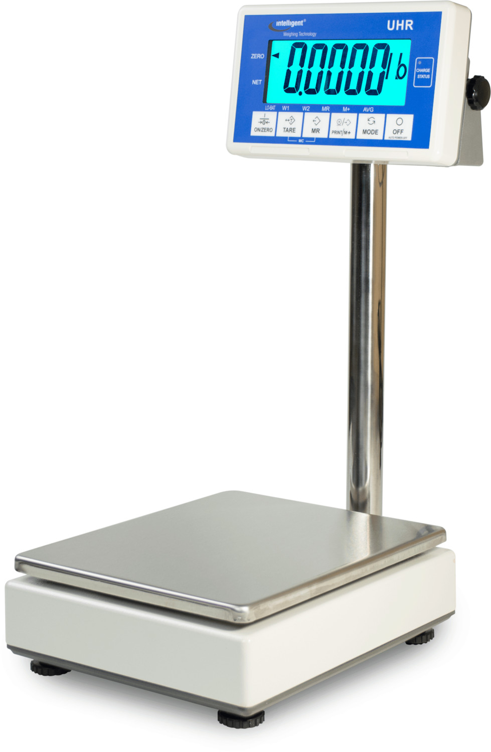 Intelligent Weighing® UHR-6EL Bench Scale      (13.2 lb. x 0.0005 lb.)