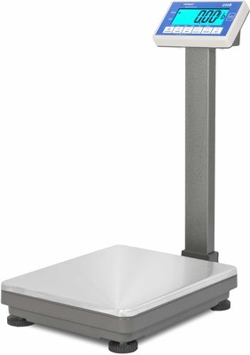 Intelligent Weighing® UHR-60FL Bench Scale      (132 lb. x 0.005 lb.)