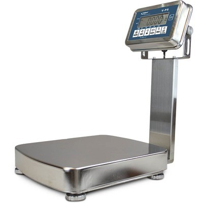 Intelligent Weighing® VPS-506K Washdown Bench Scale     (13.2 lb. x 0.002 lb.)