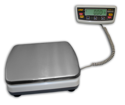 Intelligent Weighing® APM-15 'NTEP Approved' Bench Scale  (30 lb. x 0.01 lb.)