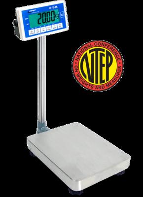 Intelligent Weighing® TitanN B100 Bench Scale  (100 lb. x 0.02 lb.)