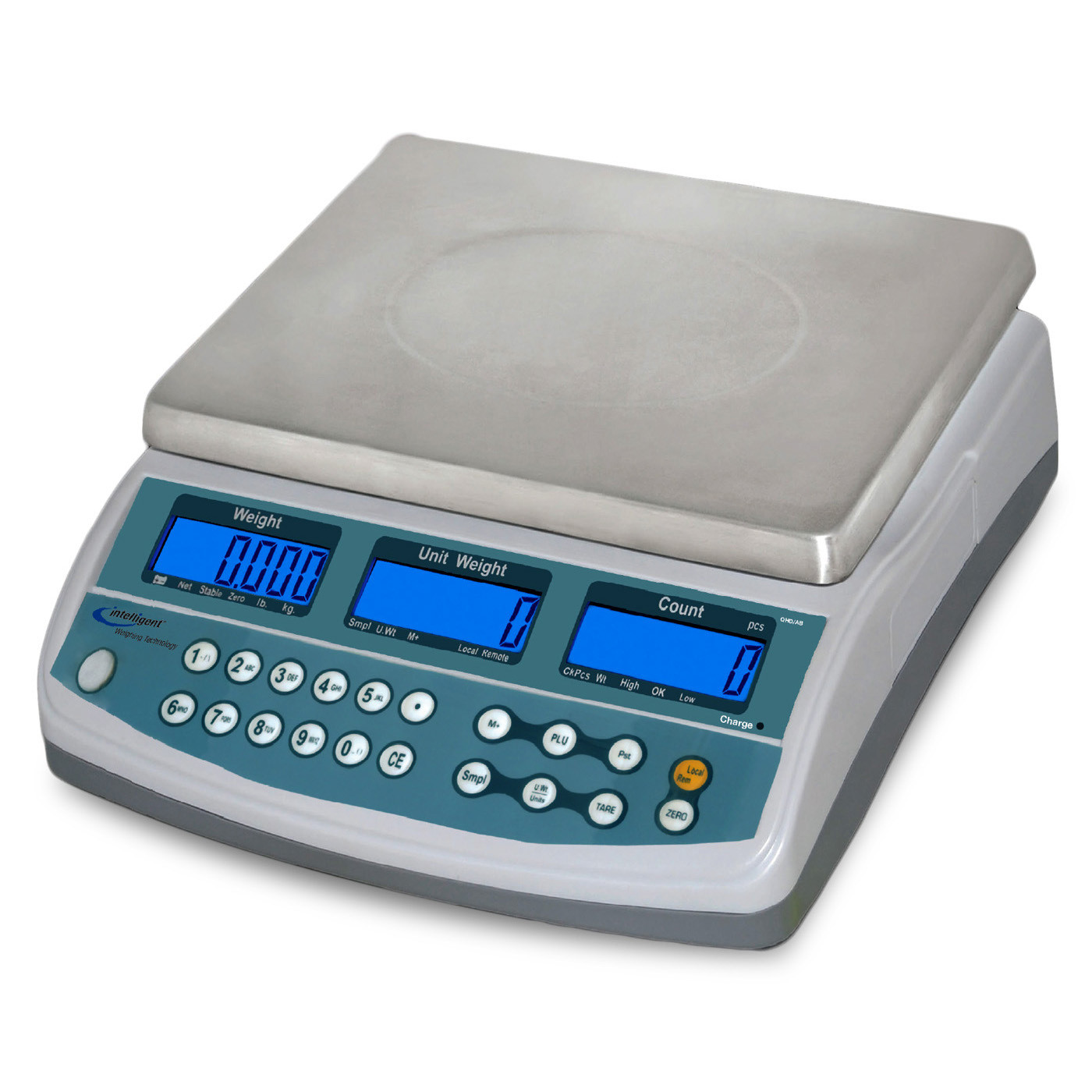 Intelligent Weighing® IDC-60 Counting Scale      (60 lb. x 0.001 lb.)