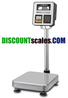 A&D Weighing® HW-60KCEP Explosion-Proof Scale {150 lb. x 0.01 lb.}
