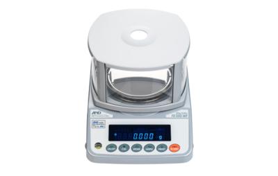A&D Weighing® FX-120iWP Waterproof Milligram Balance (122g. x 1.0mg.)