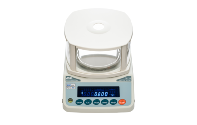 A&D Weighing® FX-120iN NTEP Milligram Balance  (122g. x 1.0mg.)