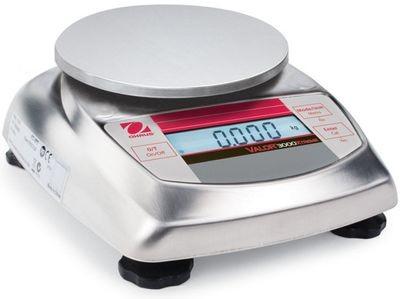 Ohaus® V31X501 Valor™ 3000 Food Scale     (500g. x 0.1g.)