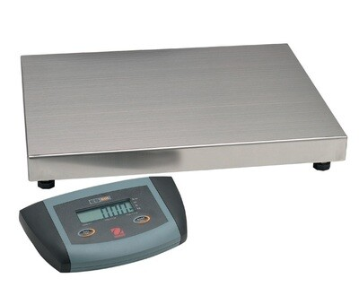 Ohaus® ES100L Low-Profile Bench Scale  (220 lb. x 0.1 lb.)