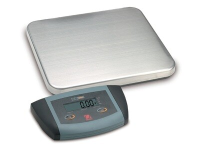 Ohaus® ES6R Low-Profile Bench Scale  (13 lb. x 0.005 lb.)